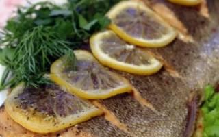 Сколько времени готовится в духовке красная рыба