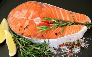 Стейки из семги в духовке — 10 рецептов приготовления вкусной красной рыбы