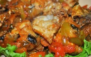 В каком соусе потушить рыбу