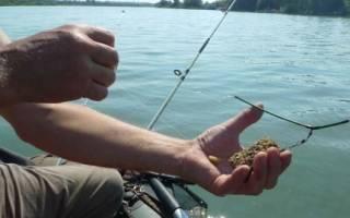 Самодельная пружина для рыбалки на карася