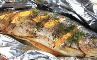 Как тушить рыбу без масла