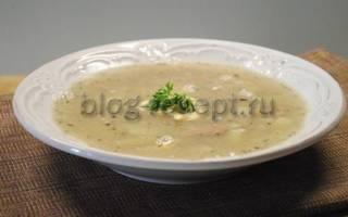 Суп из консервы сазан в томатном соусе