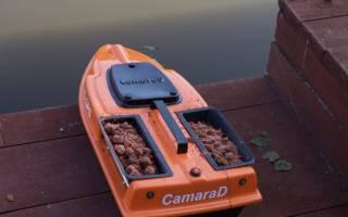 Радиоуправляемый кораблик для рыбалки своими руками