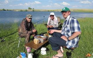 Ловля щуки на урале в оренбурге