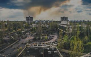 Карп в чернобыле