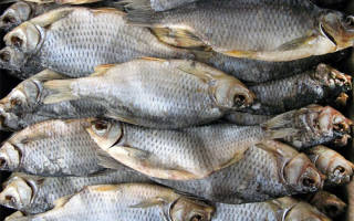 Как правильно делать вяленую рыбу