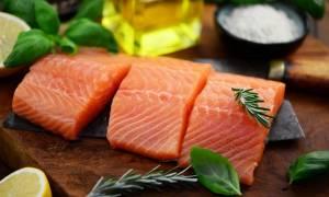 Теша семги калорийность на 100 грамм