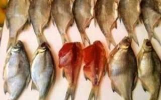 Как засолить рыбу леща для вяления видео