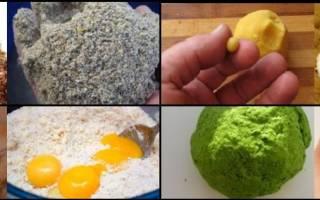 Как сделать тесто для рыбалки из муки