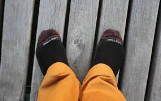 Носки для зимней рыбалки